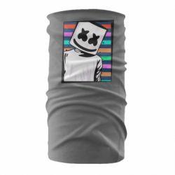 Бандана-труба Marshmello Colorful Portrait