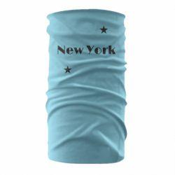 Бандана-труба New York and stars
