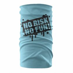 Бандана-труба No Risk No Fun