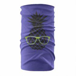 Бандана-труба Pineapple with glasses
