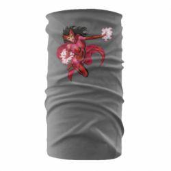 Бандана-труба Scarlet Witch comic art