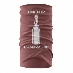 Бандана-труба Time for champagne