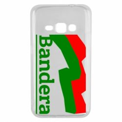 Чехол для Samsung J1 2016 Bandera - FatLine