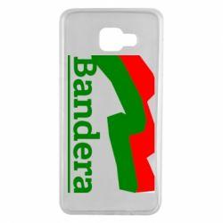 Чехол для Samsung A7 2016 Bandera - FatLine