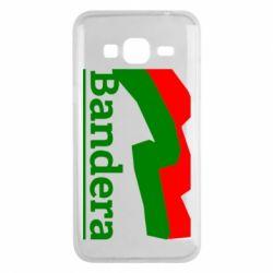 Чехол для Samsung J3 2016 Bandera - FatLine