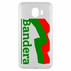 Чехол для Samsung J4 Bandera - FatLine