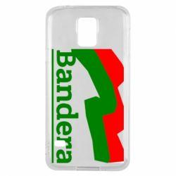 Чехол для Samsung S5 Bandera - FatLine