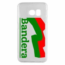 Чехол для Samsung S6 EDGE Bandera - FatLine