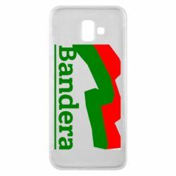 Чехол для Samsung J6 Plus 2018 Bandera - FatLine