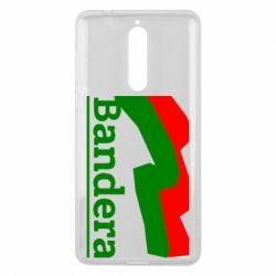 Чехол для Nokia 8 Bandera - FatLine