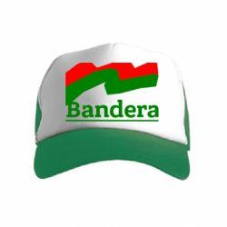 Детская кепка-тракер Bandera