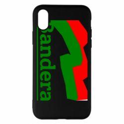 Чехол для iPhone X Bandera - FatLine