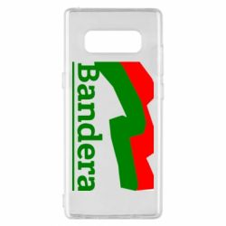 Чехол для Samsung Note 8 Bandera - FatLine
