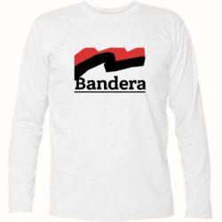 Футболка с длинным рукавом Bandera