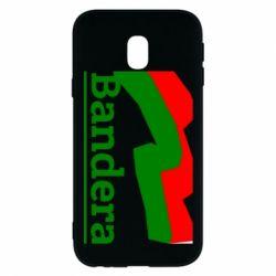Чехол для Samsung J3 2017 Bandera - FatLine