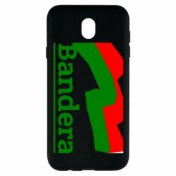 Чехол для Samsung J7 2017 Bandera - FatLine