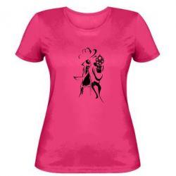 Женская футболка Bandit