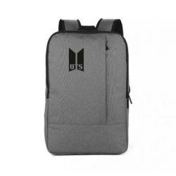 Рюкзак для ноутбука Bangtan Boys double logo