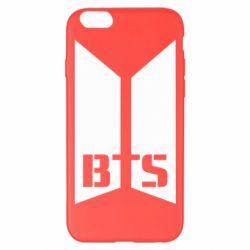 Чохол для iPhone 6 Plus/6S Plus Bangtan Boys double logo