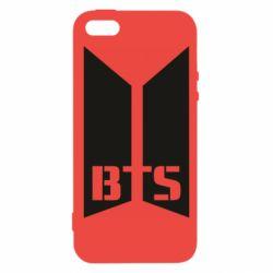 Чохол для iphone 5/5S/SE Bangtan Boys double logo