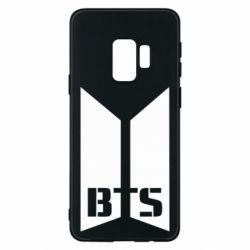 Чохол для Samsung S9 Bangtan Boys double logo