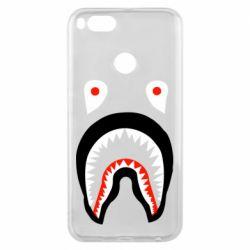Чехол для Xiaomi Mi A1 Bape shark logo