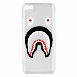 Чехол для Xiaomi Mi5/Mi5 Pro Bape shark logo
