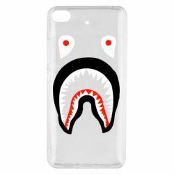 Чехол для Xiaomi Mi 5s Bape shark logo