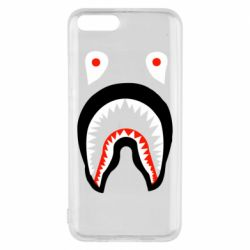 Чехол для Xiaomi Mi6 Bape shark logo