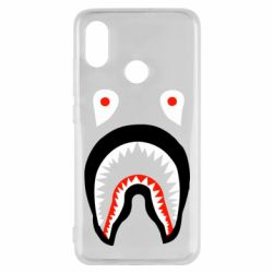 Чехол для Xiaomi Mi8 Bape shark logo