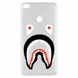 Чехол для Xiaomi Mi Max 2 Bape shark logo