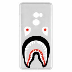 Чехол для Xiaomi Mi Mix 2 Bape shark logo