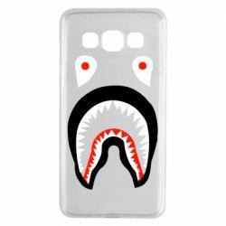 Чехол для Samsung A3 2015 Bape shark logo