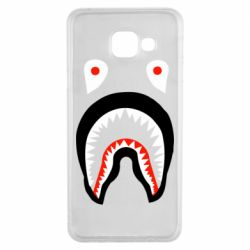 Чехол для Samsung A3 2016 Bape shark logo