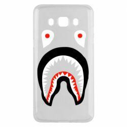 Чехол для Samsung J5 2016 Bape shark logo