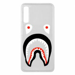 Чехол для Samsung A7 2018 Bape shark logo