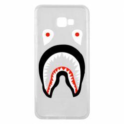 Чехол для Samsung J4 Plus 2018 Bape shark logo