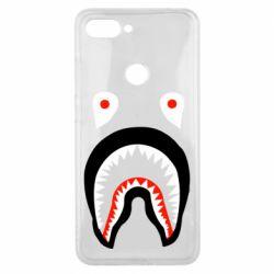 Чехол для Xiaomi Mi8 Lite Bape shark logo