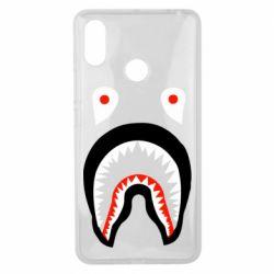 Чехол для Xiaomi Mi Max 3 Bape shark logo