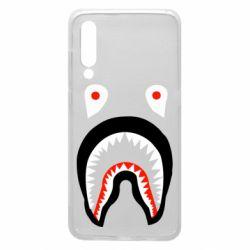 Чехол для Xiaomi Mi9 Bape shark logo