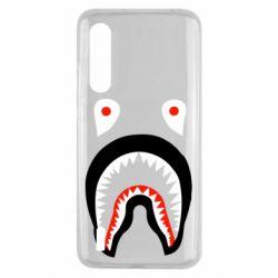 Чехол для Xiaomi Mi9 Lite Bape shark logo