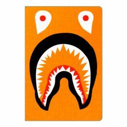 Блокнот А5 Bape shark logo