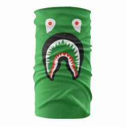 Бандана-труба Bape shark logo