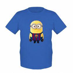 Детская футболка Barca - FatLine