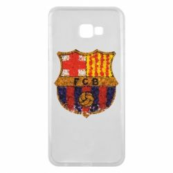 Чохол для Samsung J4 Plus 2018 Barcelona Paint