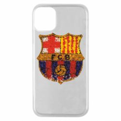 Чохол для iPhone 11 Pro Barcelona Paint