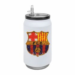 Термобанка 350ml Barcelona Paint