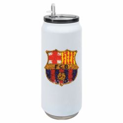 Термобанка 500ml Barcelona Paint