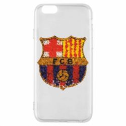 Чохол для iPhone 6/6S Barcelona Paint