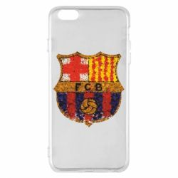 Чохол для iPhone 6 Plus/6S Plus Barcelona Paint